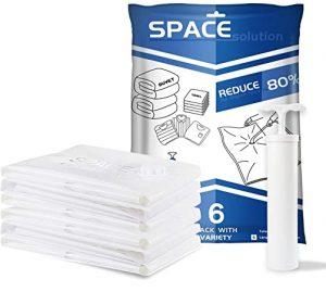Space Solution, ahorra 80% de espacio en tu armario