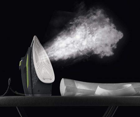 La plancha vapor
